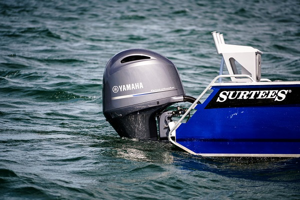 F150 SURTEES 650 GAME FISHER 2 with Yamaha Outboard