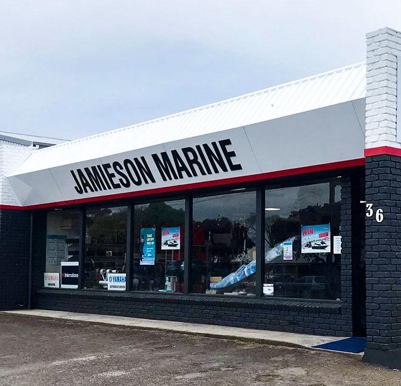 Jamieson Marine, Kangaroo Island