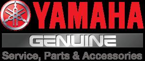 Yamaha Genuine Parts & Accessories Logo
